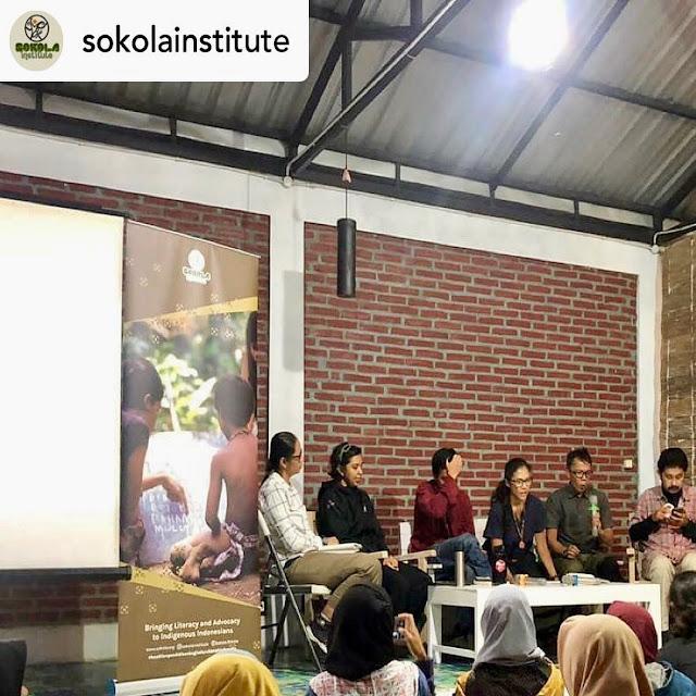 Belajar dari Sokola Institute: Jangan Pikir Menjadi Relawan Cukup dengan Niat Baik!