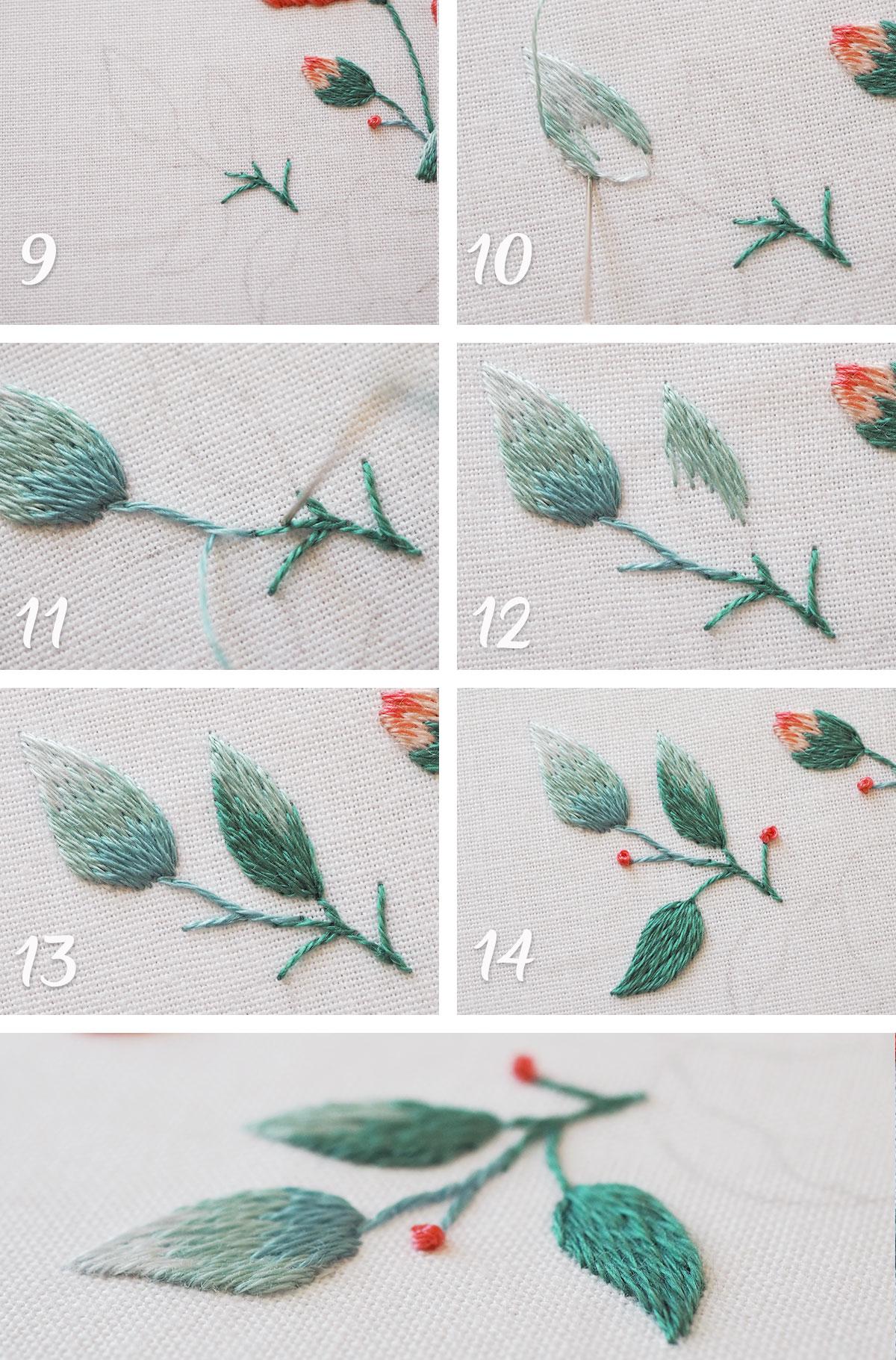 stitch along instructions