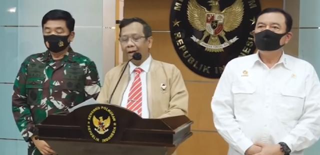 Mahfud MD Minta Demokrat Buktikan Balik: Kapan Kami Menuduh SBY, Kami Akan Selesaikan