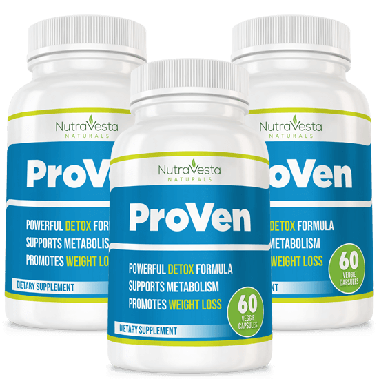 ProVen Review By a Real User – How NutraVesta ProVen Weight Loss Pills Work?