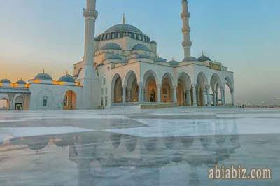 doa masuk masjid menurut hadist shahih