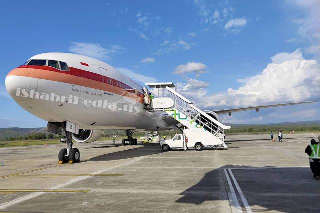 Gagah tapi Boros, Ulasan Boeing B 777-300 ER Garuda Indonesia