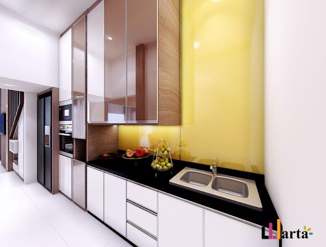 Desain Interior Bukit Alam Surya Bandar Lampung