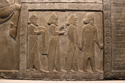 古代メソポタミア_装飾品