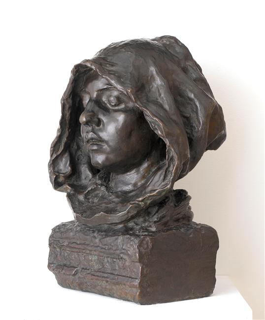 Camille Claudel: IDLE SPECULATIONS: Prayer And Psalms