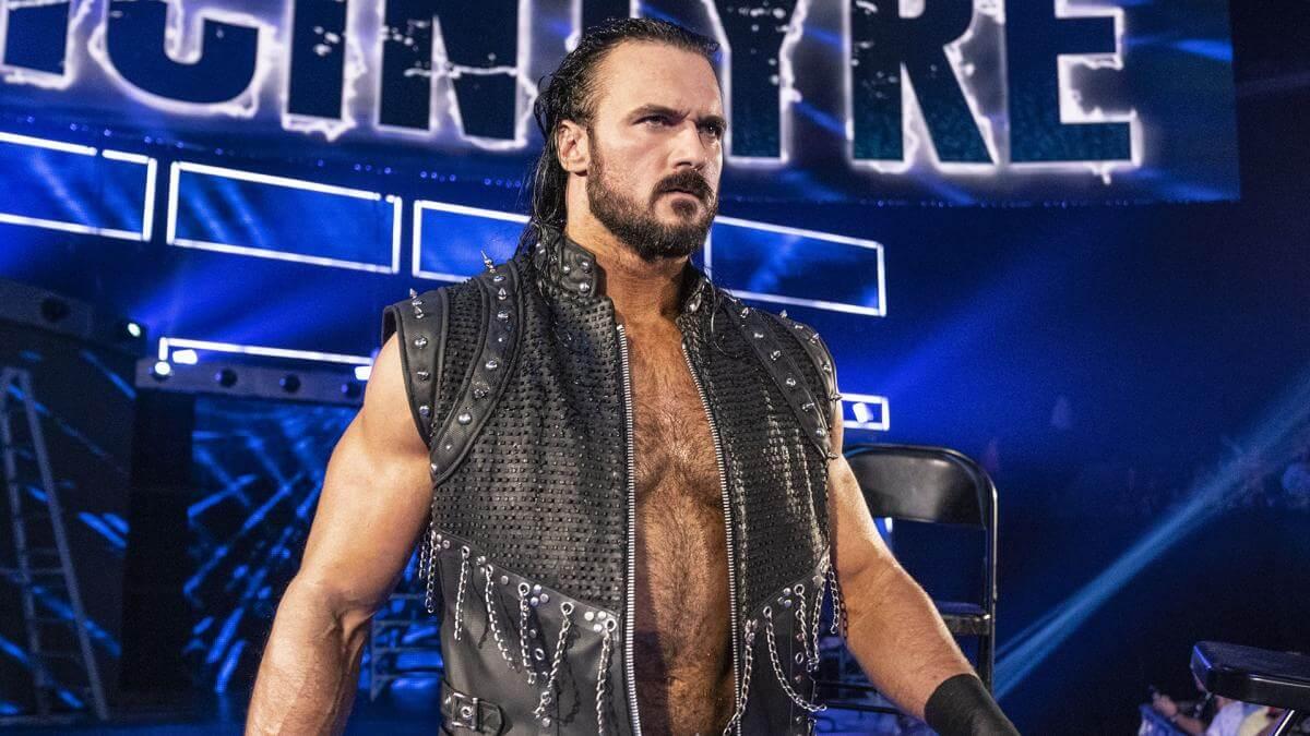 Triple H foi quem trouxe Drew McIntyre novamente para a WWE