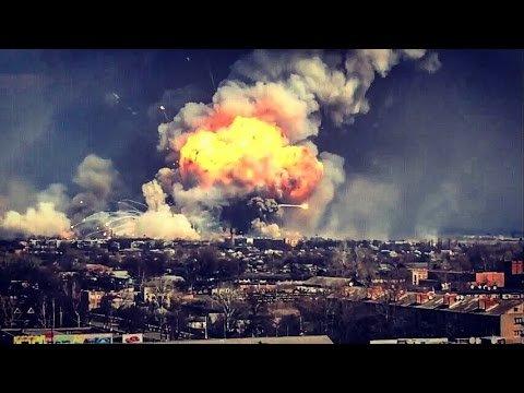 Explosion Ukraine General Staff