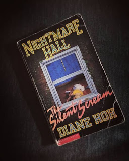 book review the silent scream nightmare hall