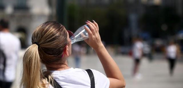 Θεσσαλονίκη: Ο καύσωνας ξεκινά με 35άρια - Έως και 41 θα δείξει ο υδράργυρος στα ηπειρωτικά