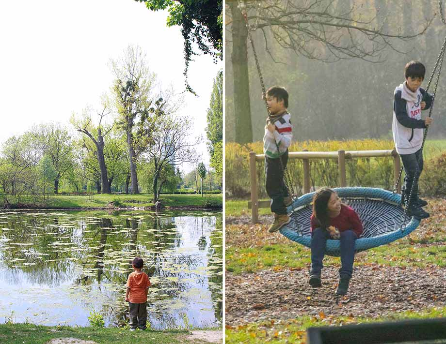 7 Great Benefits of Going to The Park, kids at the park