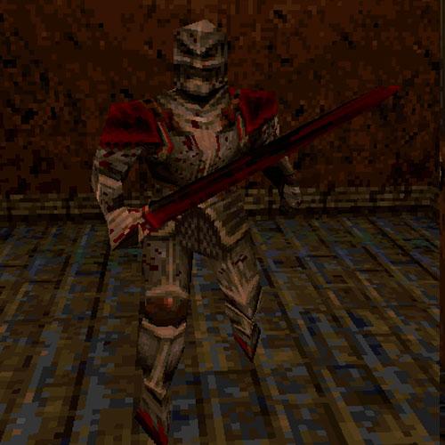 Quake Enemigos Knight