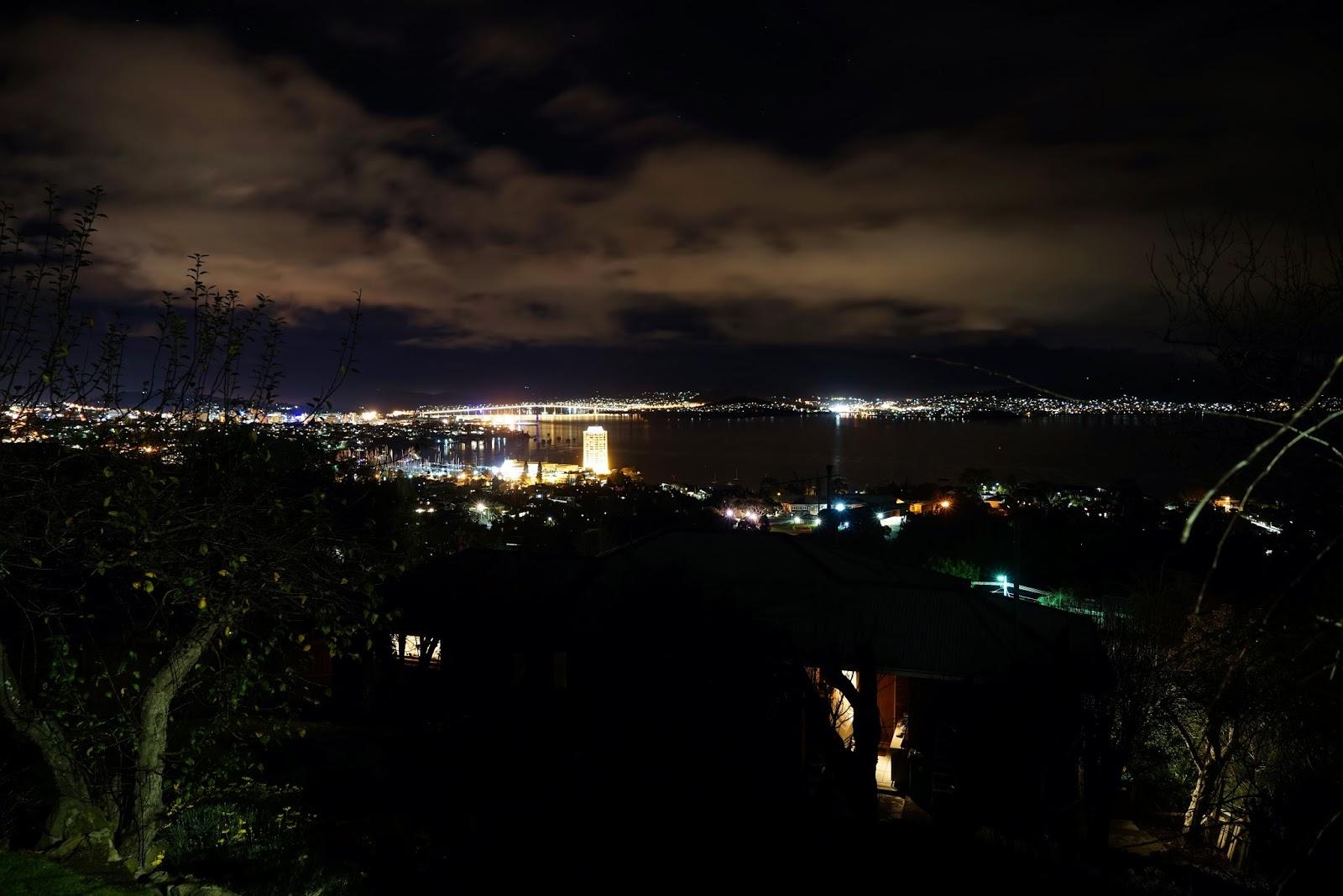 塔斯馬尼亞-夜景-住宿-推薦-Airbnb-Tasmania-Australia
