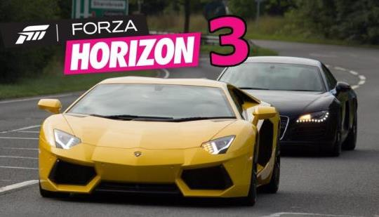 Download Forza Horizon 3 PC + Full Game for Free [CRACKED