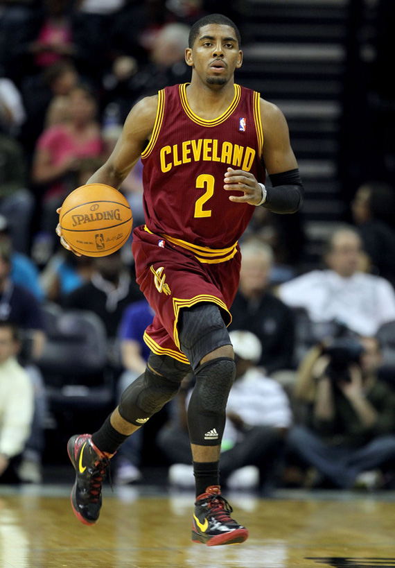 new products 13771 5bb88 No other point guard has more in their offensive arsenal than Kyrie Irving.  He can score seemingly every way imaginable. And for a scoring point guard  he s ...