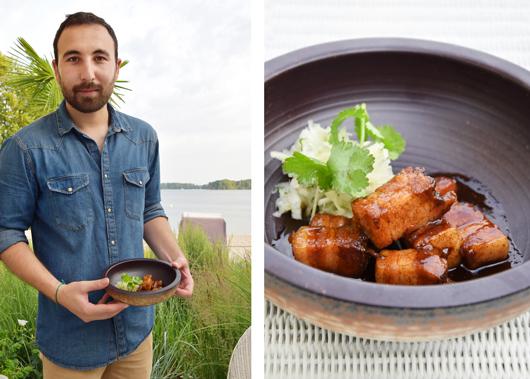 Nikkei Cuisine: Schweinebauch mit asiatischen Gewürzen