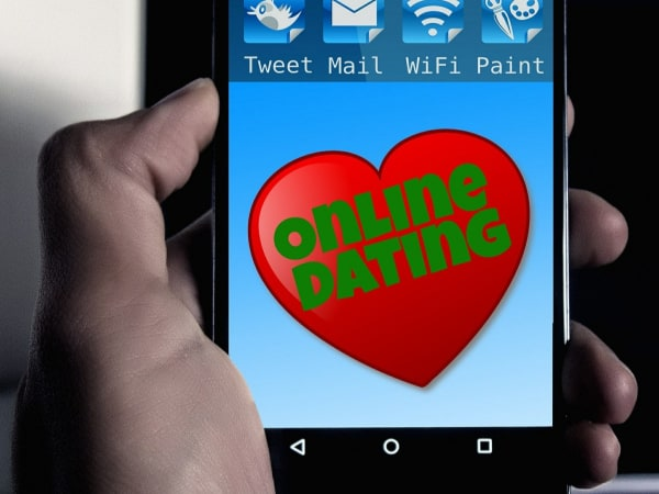 You could be flirting on dating apps with paid impersonators