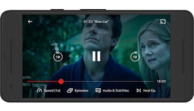 Netflix تخبر ميزة جديد تتيح لك تسريع حلقات المملة