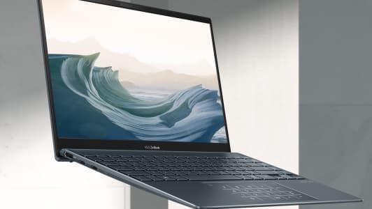 حاسوب جديد من Asus بمواصفات مميزة ZenBook 14