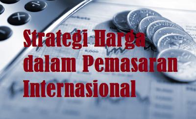 makalah harga untuk pasar internasional
