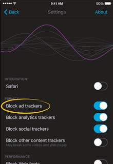 تطبيق Firefox Focus من Mozilla لمستخدمى نظام iOS