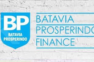 Lowongan PT. Batavia Prosperindo Finance Tbk Air Molek Oktober 2019