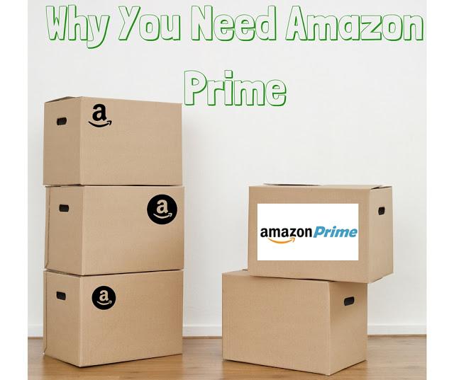 Amazon Prime Saves You Money