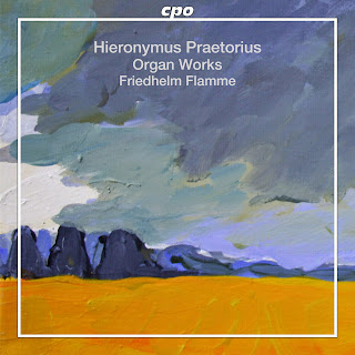 Hieronymous Praetorius: Organ Works
