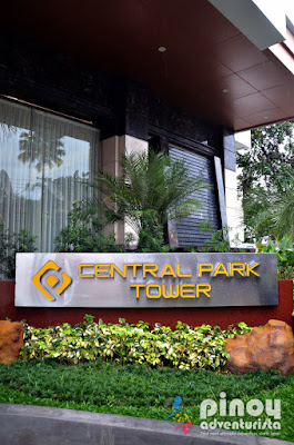 Central Park Tower Hotel Angeles City