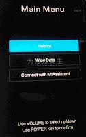 Cara Reset Ulang Xiaomi Mi Max 3 Lupa Pola dan Pin