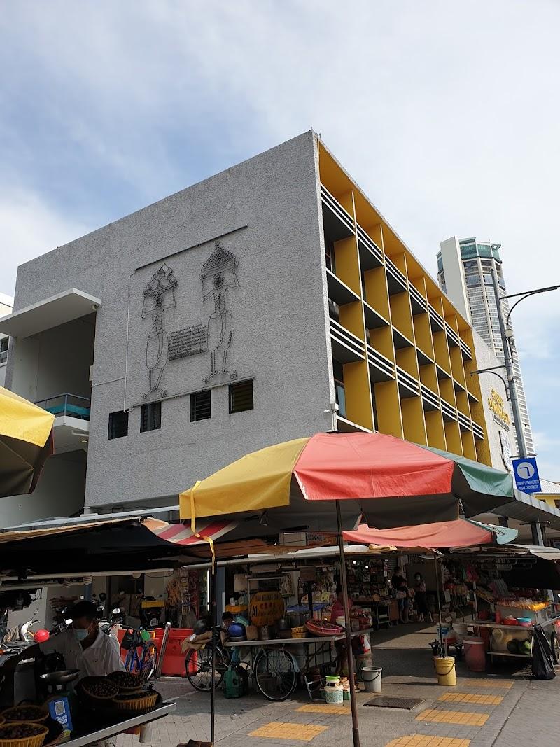 Shopping Buku di Kedai Buku Terpakai Pasar Chowrasta Georgetown Pulau Pinang