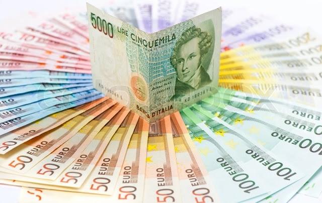 Quanto levar de dinheiro para Roma