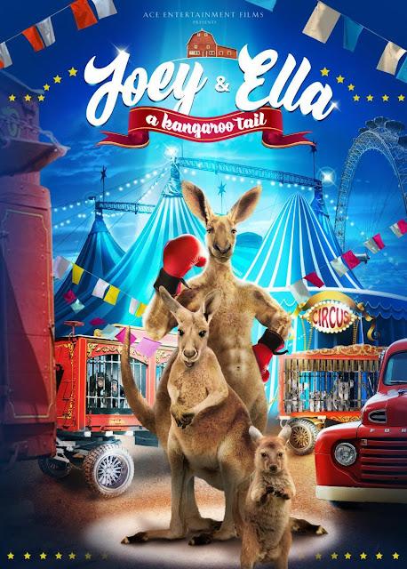 Joey and Ella A Kangaroo Tail 2021 Movie Download
