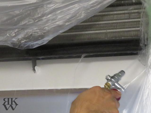 ダスキン エアコンクリーニング 高圧洗浄 ファン洗浄