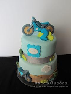 moto baby cake