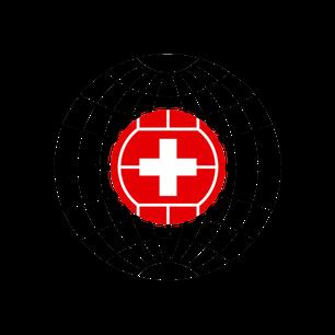 Logo Piala Dunia FIFA Tahun 1954 Swiss