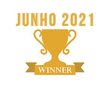 Vencedores do Sorteio de Junho 2021