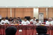 Kapolres Serang Kota Hadiri Audensi Koalisi Gmaks dan PPPKRI-SAT BN di Kanwil DJKN Banten