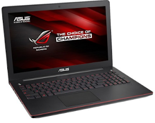 Drivers Asus G550J for Windows 8.1 64bit and windows 10 64bit