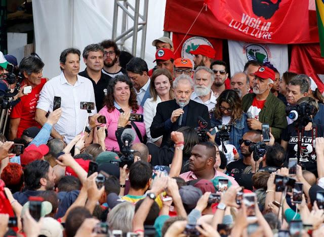 Brasil, com Lula livre. Tudo o que precisa de saber sobre o que aí vem