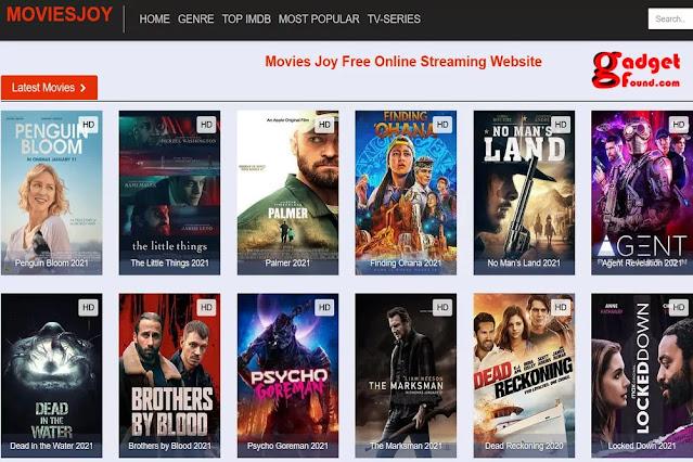 MoviesJoy: CouchTuner Alternatives