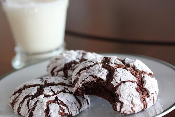 Resep Chocolate Crinkles Kue Kering Lebaran  Resep Chocolate Crinkles Kue Kering Lebaran 2017