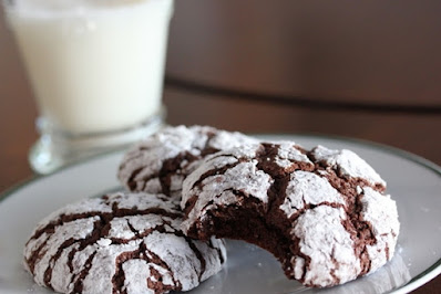 Step by Step Membuat Resep Chocolate Crinkles Kue Kering Lebaran 2017 Terbaru