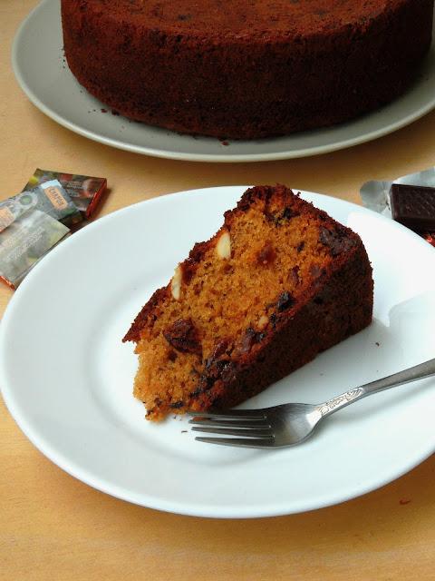 Whole Wheat, Jaggery Fruit Cake, Christmas Fruit Cake