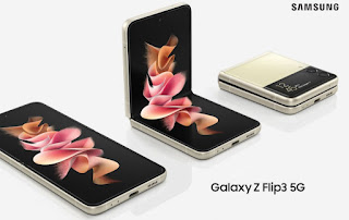In the Samsung Unpacked event held last night, Samsung has launched a very cheap foldable phone Galaxy Z Flip3 5G
