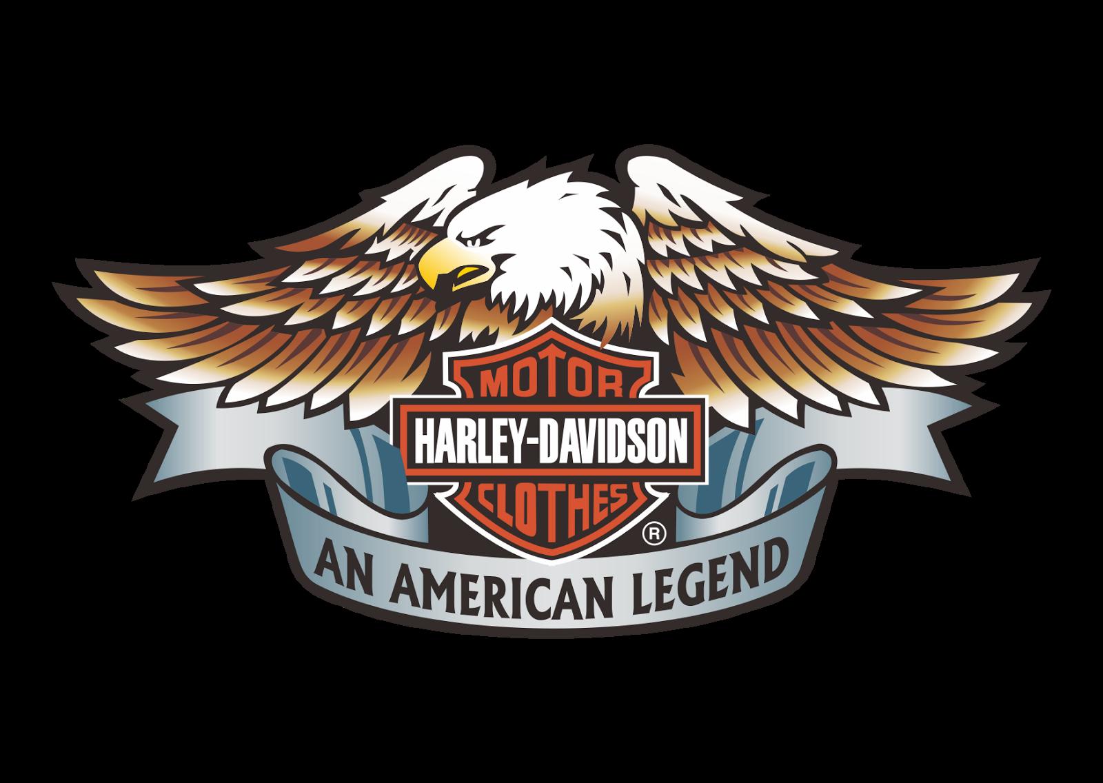 Harley Davidson Motor Clothes Logo Vector~ Format Cdr, Ai ...