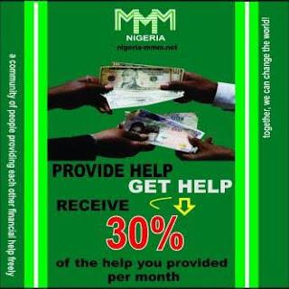 30% bonus on MMM Nigeria