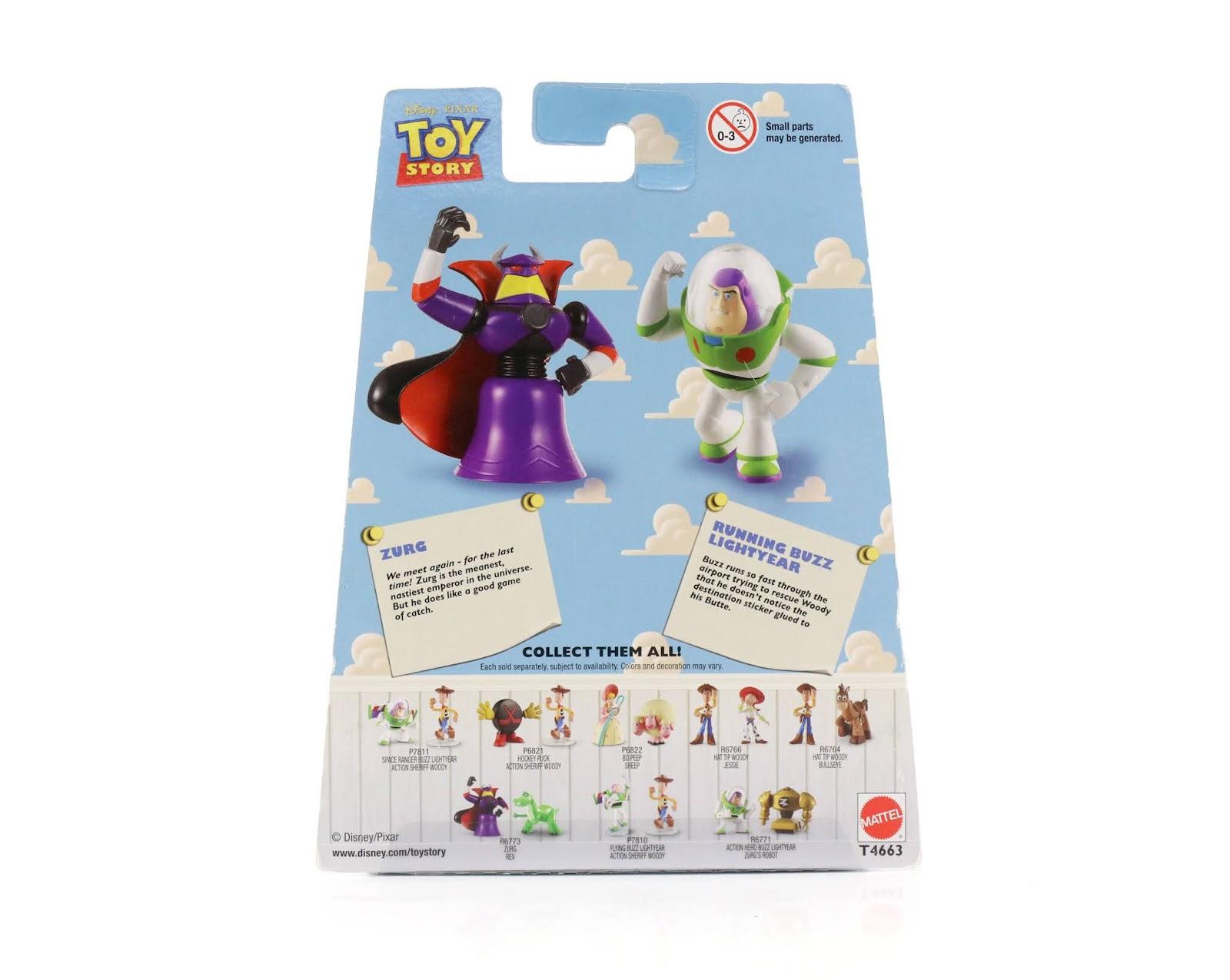 toy story buddy pack running buzz lightyear