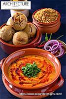 jaipur pink city - cuisines