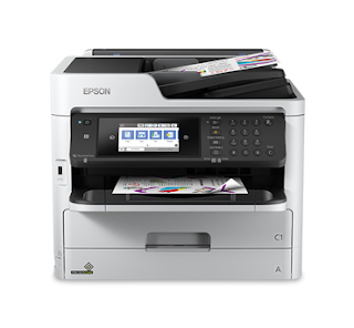 Epson WorkForce Pro WF-C5790 Drivers Download