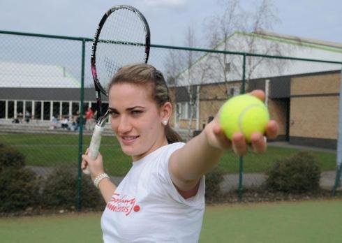 The World S Best Sports Superstars Tennis T 237 Mea Babos